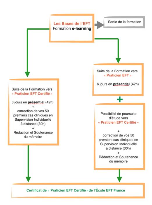Formation EFT Certifié ou Non Certifiée