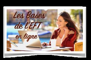 Formation EFT : programme Bases de l'EFT pour un usage personnel ou un apaisement immédiat dans les mains d'un professionnel