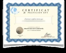 Formation EFT certifiante