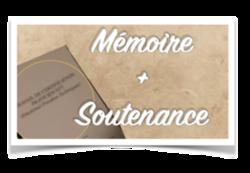 Formation EFT certifiante - Mémoire
