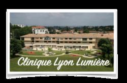 Les formations EFT de l'Ecole EFT France se déroulent à Clinique Lyon Lumière à Meyzieu (69)