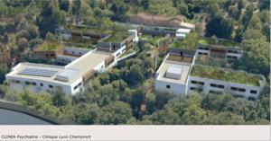 Clinique Psychiatrique Champvert - Lyon 5 (Rhône) - 2 équipes