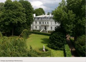 Clinique Psychiatrique - L'Hermitage -Montmorency (Val d'Oise)