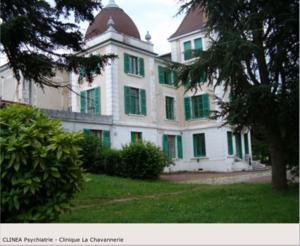 Clinique Psychiatrique - La Chavannerie - Chaponost (Rhône)