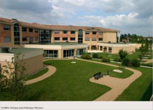 Clinique Psychiatrique Lyon-Lumière - Meyzieu (Rhône)  - 2 équipes
