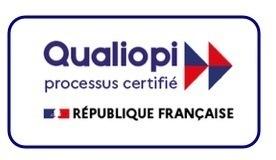 l'Organisme de formation Geneviève Gagos a obtenu la certification qualité Qualiopi pour ses actions de formations.