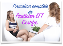 Formation complète de praticien eft certifié