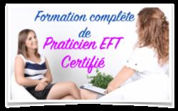 """Formation complète jusqu'à """"Praticien EFT Certifié"""""""
